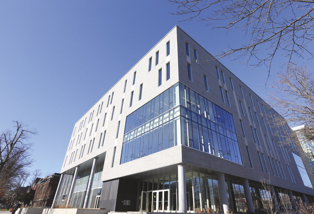 New Building Heralds Health-Care Collaboration