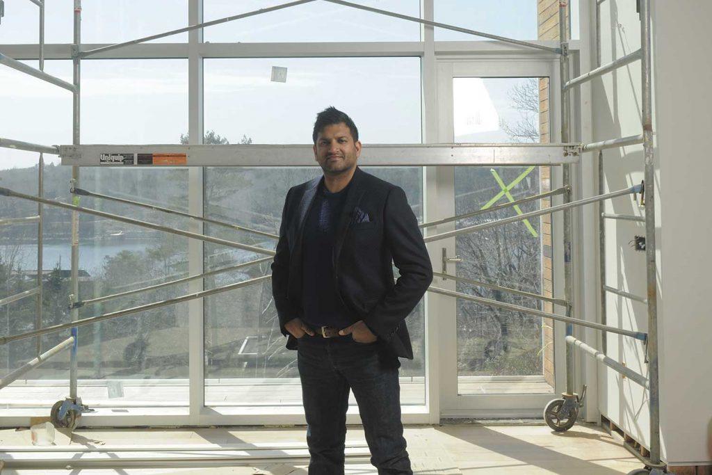 Omar Gandhi (Danny Abriel photo)