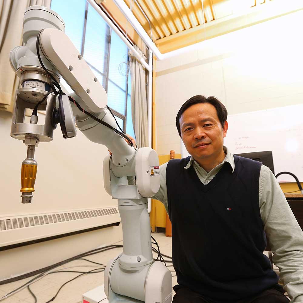 Robotics Expert Jason Gu