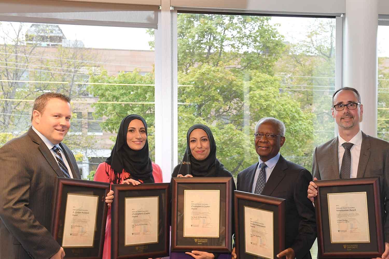 DAA Award Winners Shine