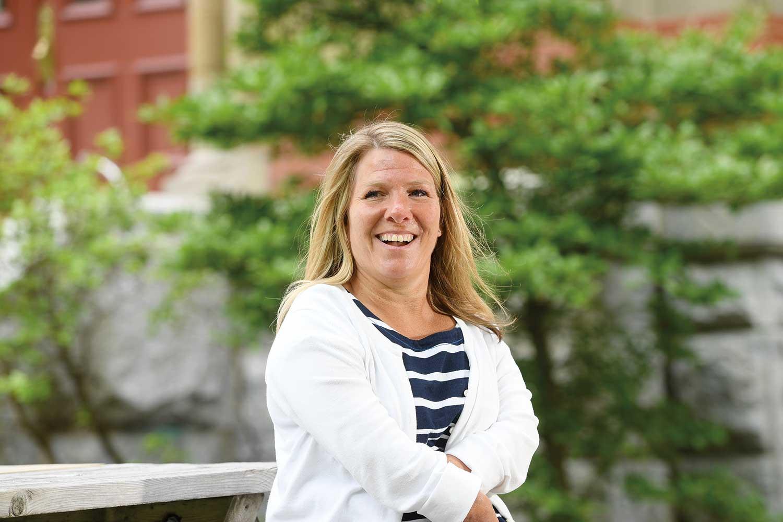 New award recognizes OT staff member Michelle Mahoney